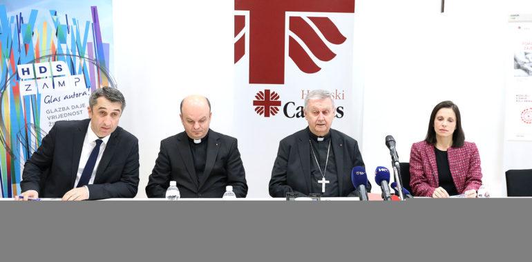 Novosti povodom 25. obljetnice Hrvatskog Caritasa