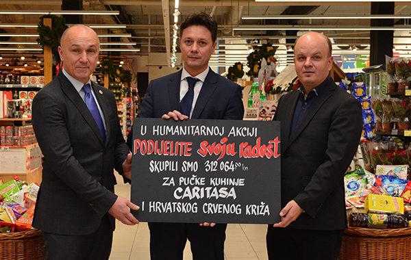 Humanitarna akcija Konzuma za pučke kuhinje